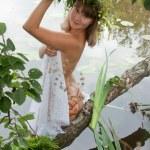 Sexual nude girl — Stock Photo